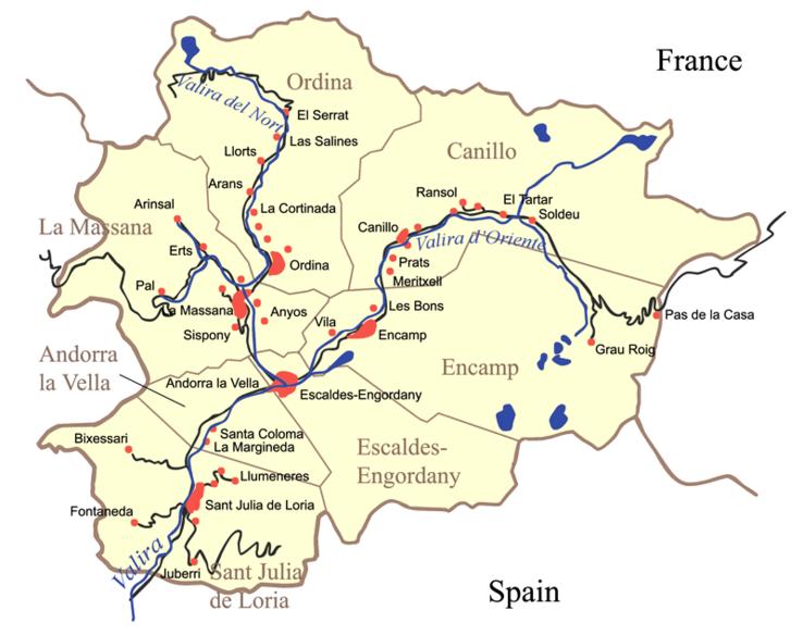 KarlMusser_Landkarte_Andorra
